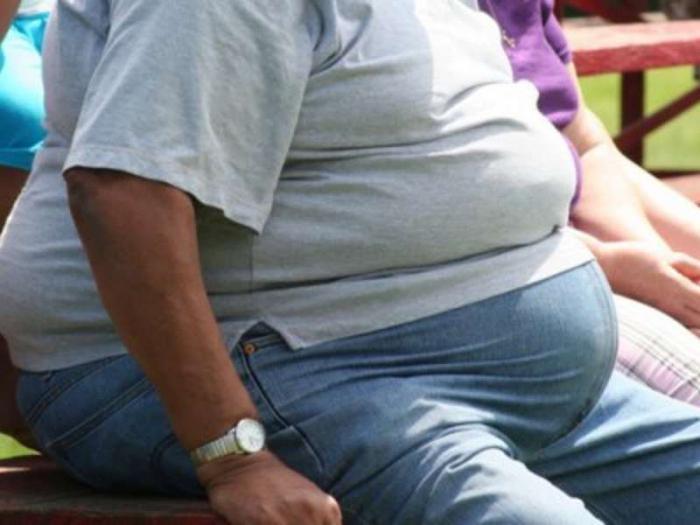 морбидное ожирение фото