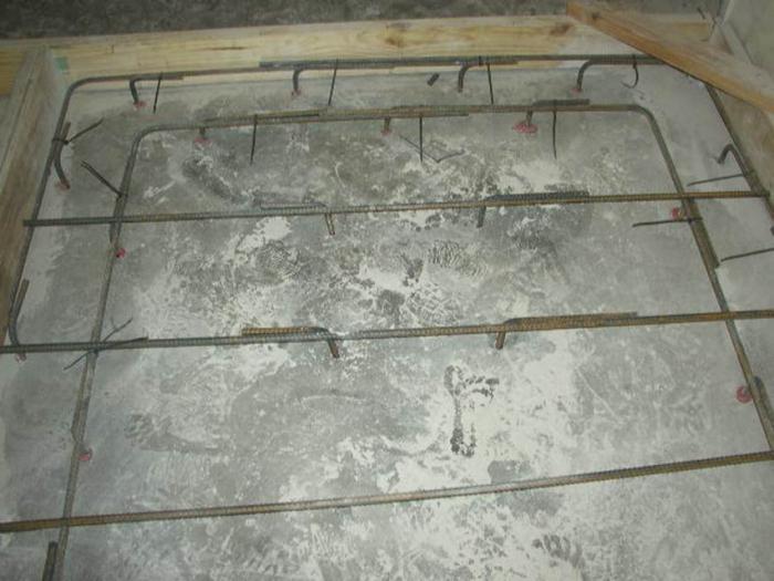 толщина стяжки под теплый пол