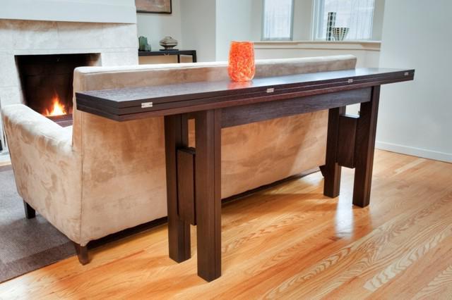 Компактная мебель-трансформер для кухни и спальни 87