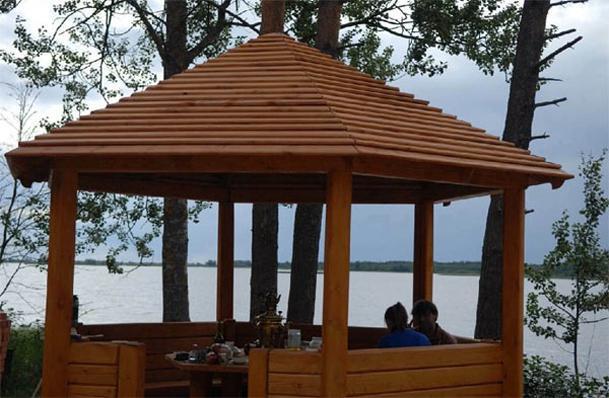 Псковское озеро отдых