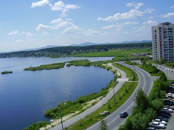 город озерск