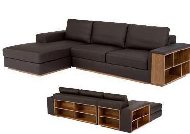 размер спального места углового дивана