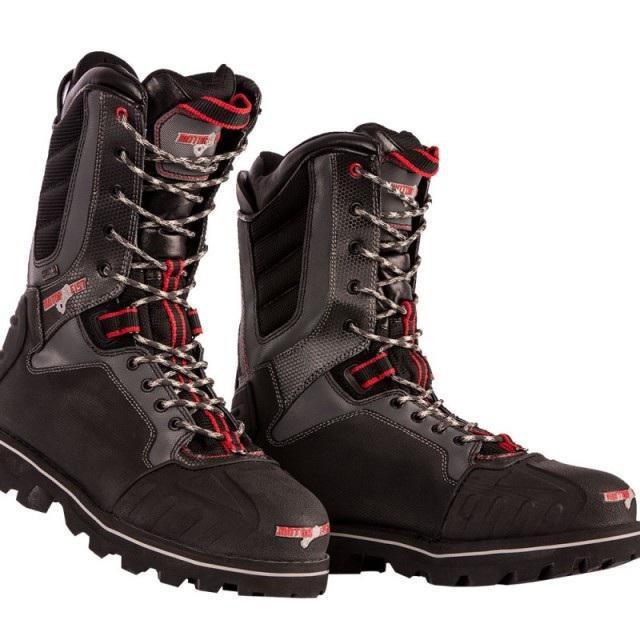 лучшие снегоходные ботинки