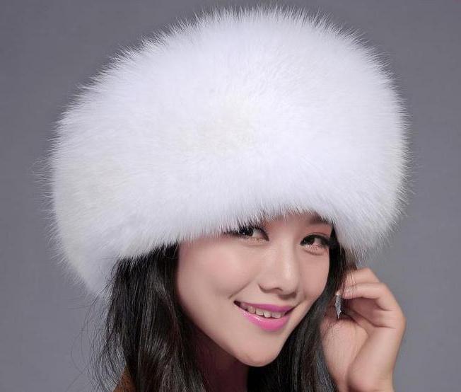 как почистить норковую шапку белую