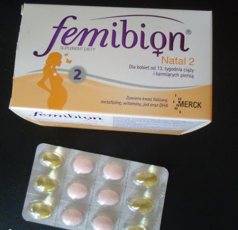Фемибион 2 отзывы при беременности