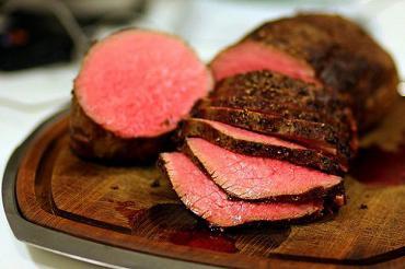 Рецепт мяса по французски