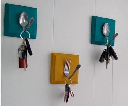 декоративные настенные ключницы