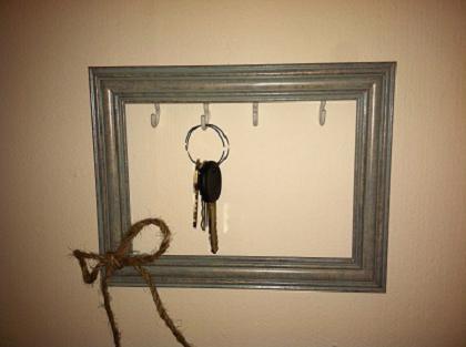 ключницы настенные своими руками фото