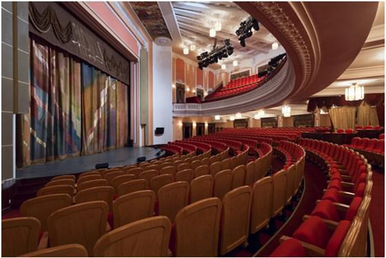 театр миллениум адрес