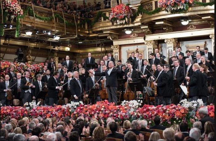 венский филармонический оркестр слушать