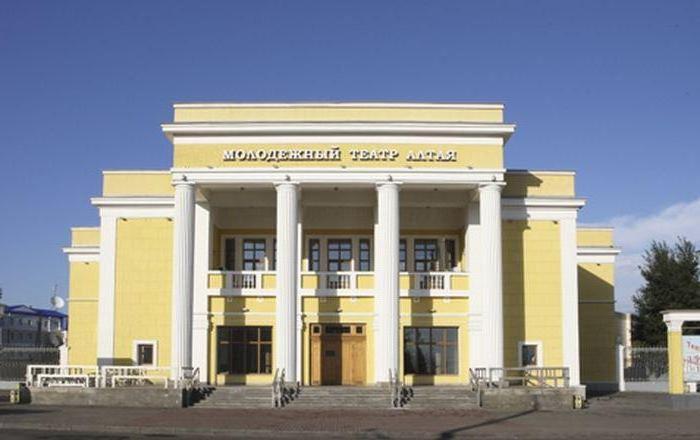 театры барнаула