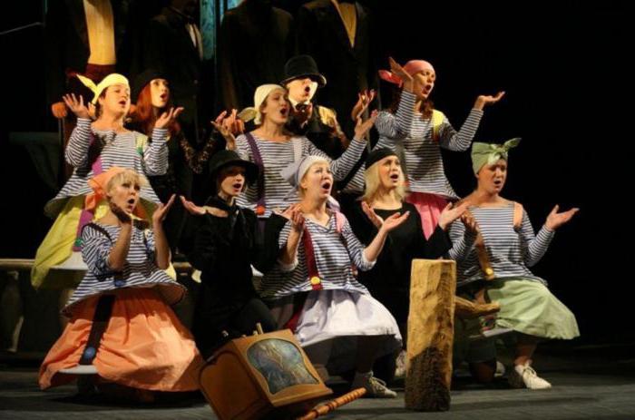 театр кукол гродно фото