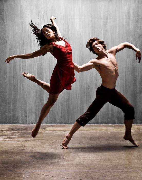 виды танцевальных направлений в картинках