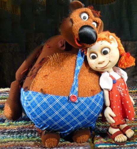 кукольные спектакли для детей
