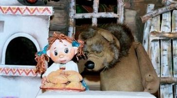 сценарий кукольного спектакля