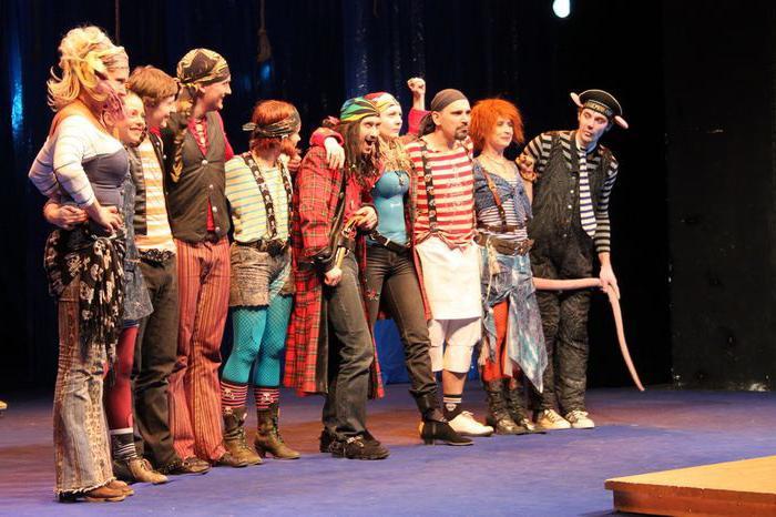 история новосибирского театра красный факел