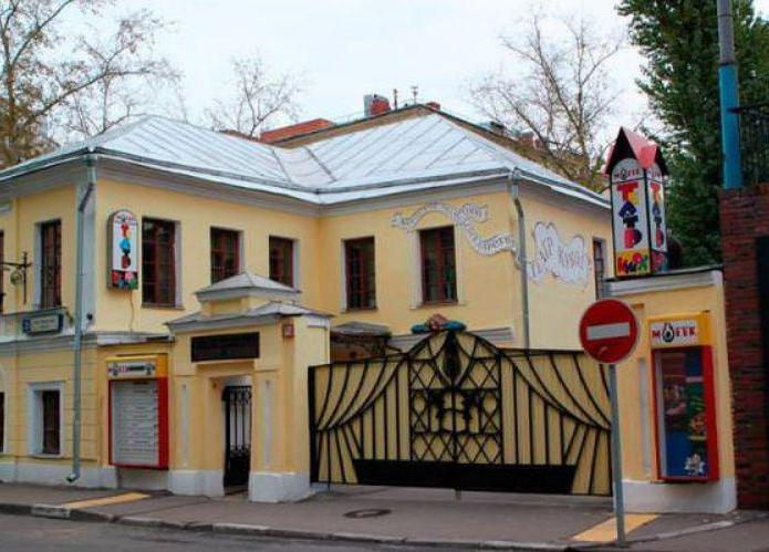 Московський обласний театр ляльок-репертуар, відгуки