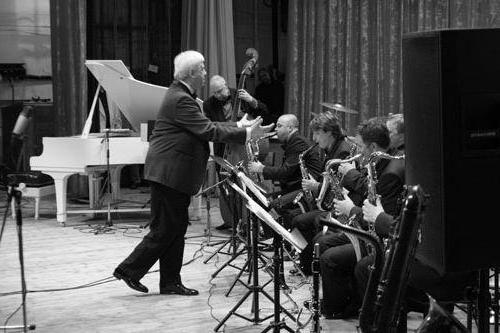 джазовый оркестр слушать