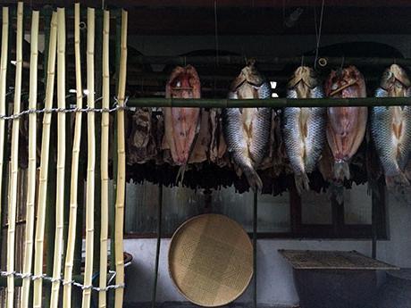 засолить рыбу для сушки