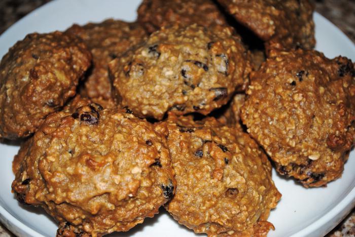 овсяное печенье рецепт без яиц и молока