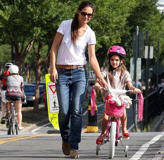 как выбрать велосипед для девочки 5 лет