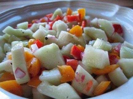 салаты без низкокалорийные рецепты