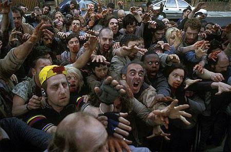 фото зомби реальные