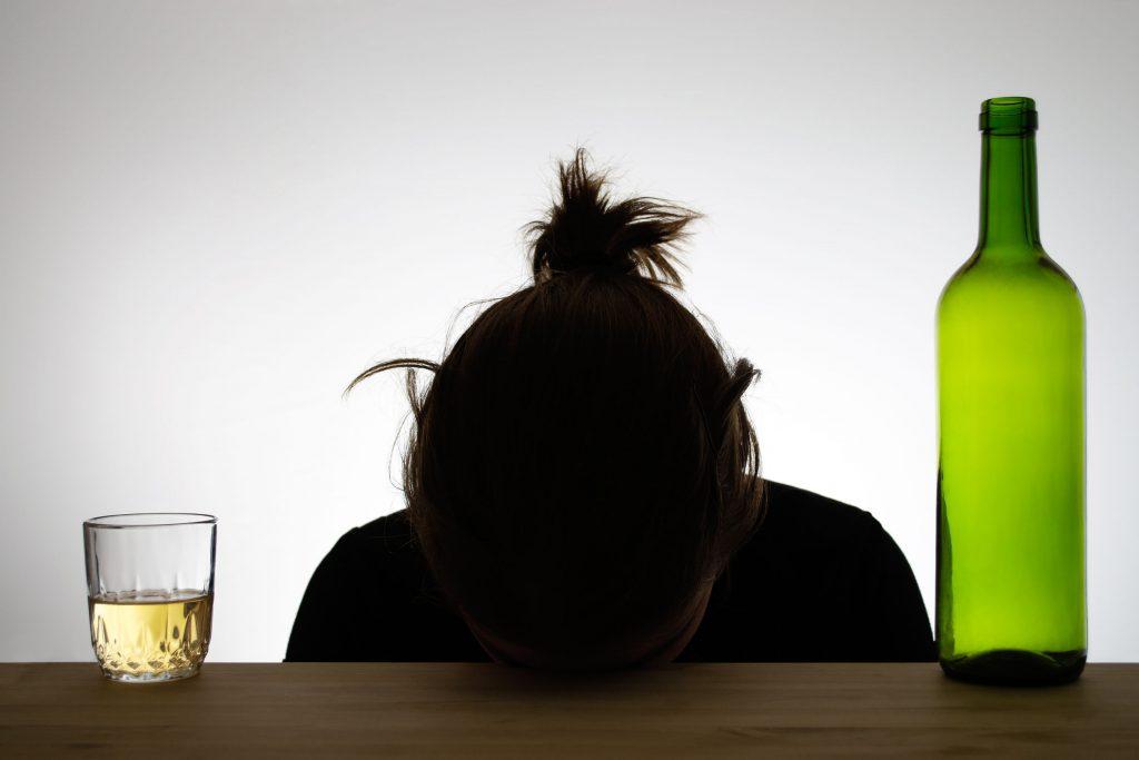 хронический алкогольный галлюциноз