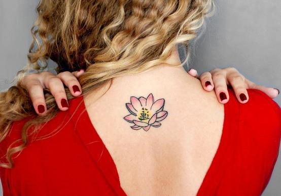 Значение тату лотос в современном