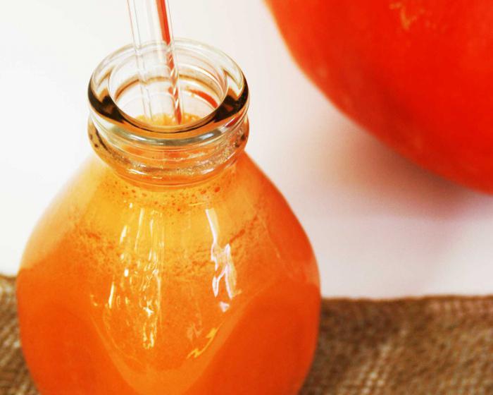 сок тыквенно морковный на зиму