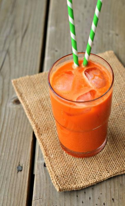 морковно тыквенный сок рецепт приготовление