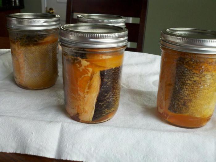 Как приготовить рыбу как консерву в домашних условиях