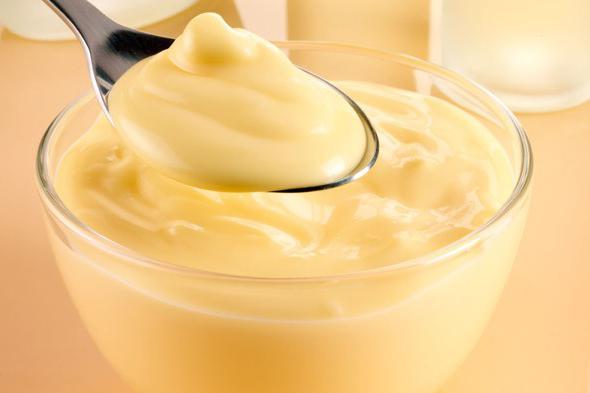 рецепт заварного крема на молоке