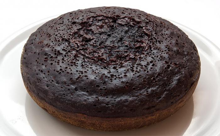 самый простой бисквит в мультиварке рецепты