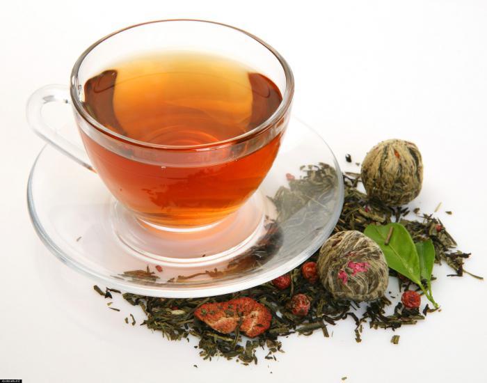Свойства и польза монастырского чая