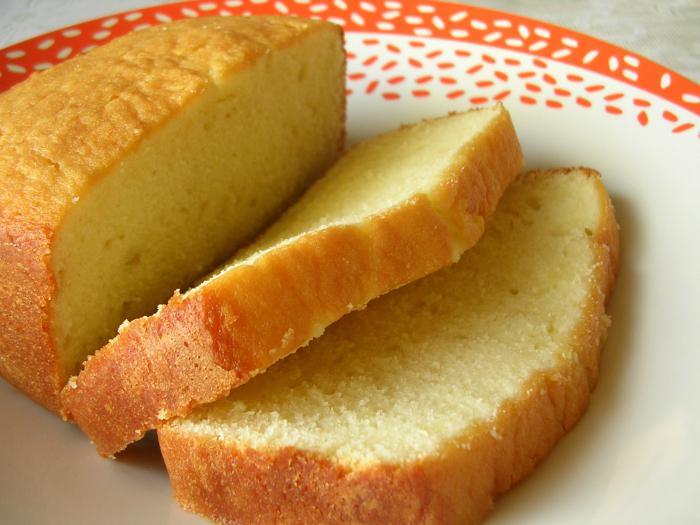 Легкий бисквит для торта