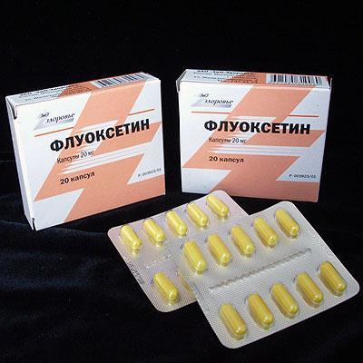 как принимать флуоксетин чтобы похудеть