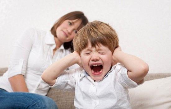 истерия у детей симптомы