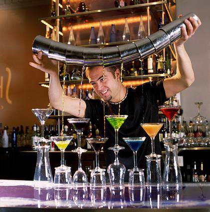 обязанности бармена кассира