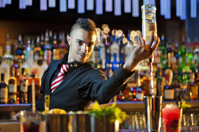 Инструкция бармен официанта