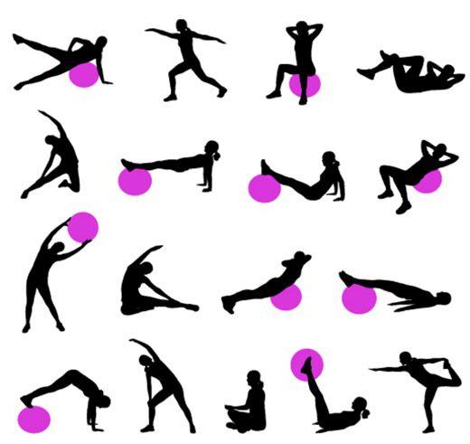 упражнения в тренажерном зале для похудения видео