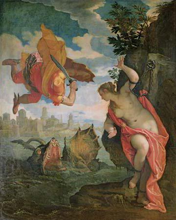 Персей: чей сын из богов по мифологии
