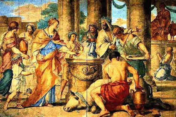 Персей: сын Зевса и Данаи