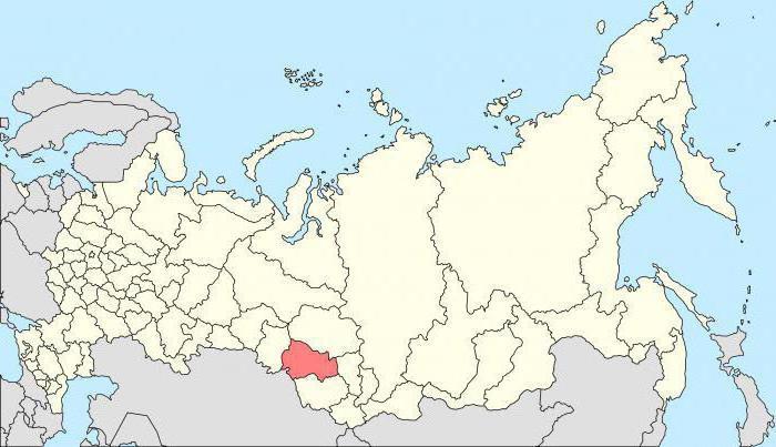 Площадь Новосибирской области