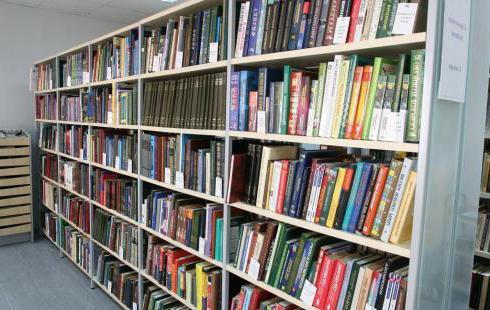 Библиотеки Сургута