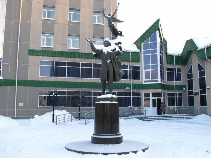 Центральная библиотека: Сургут