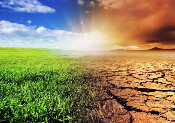 Как климат влияет на людей? Резкая смена климата, последствия