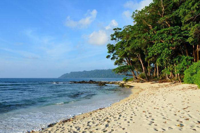 курорты индии у моря в феврале