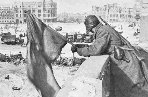 Сталинградская битва краткое содержание