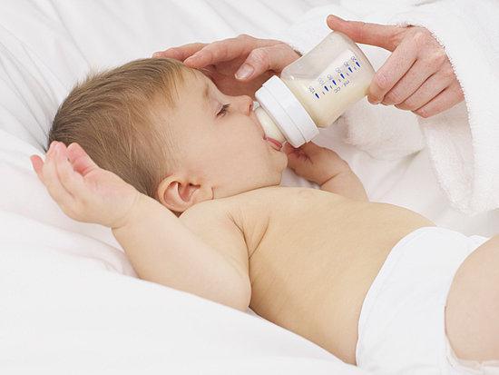 Самая лучшая смесь для новорожденных